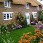 Очень крутая статья про создание английского сада у вас на участке!