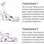 7 упражнений и вы навсегда избаветесь от болей в спине и искревления?